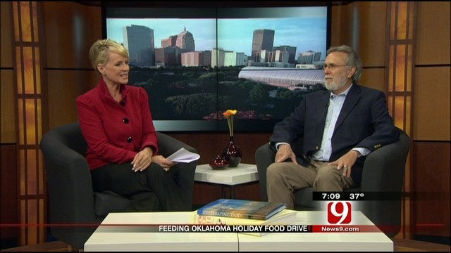 Help Food Hungry Oklahomans With The Regional Food Bank