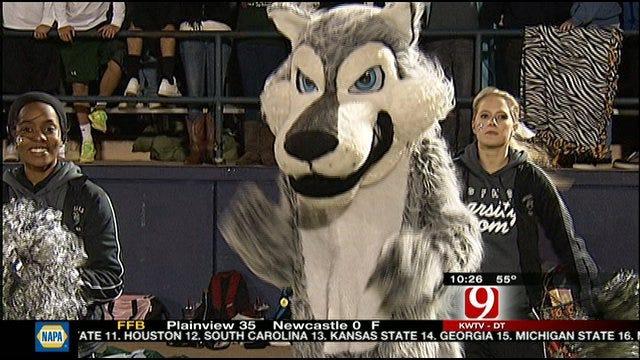 Jenks Defense Stifles Wolves' In Second Half