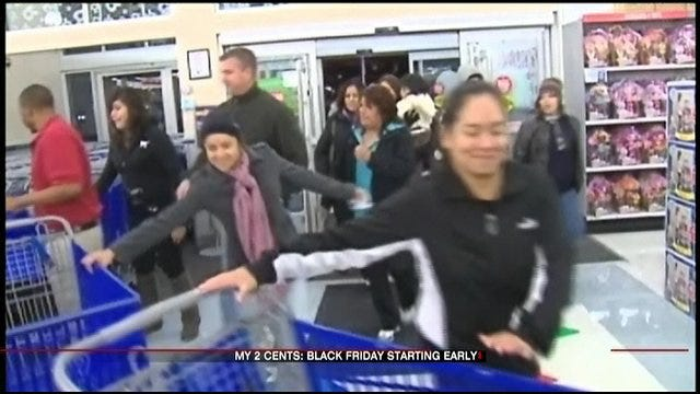My 2 Cents: Here Comes Black Friday