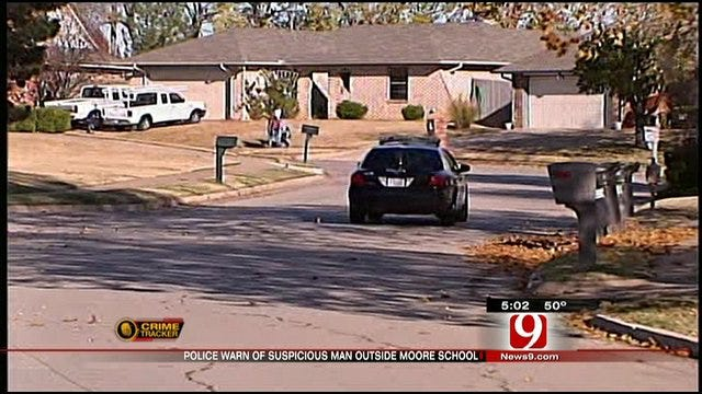 Moore Parents Alerted To Be Watchful For Strangers