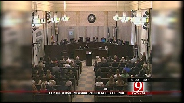Oklahomans React To New Policy Protecting Gay Employees