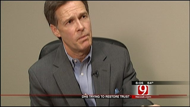 News 9 Talks To New Commissioner About Future Of DHS