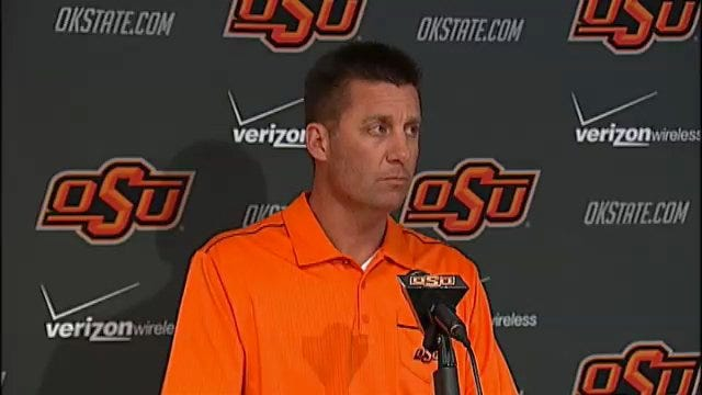 Mike Gundy Press Conference Part 2