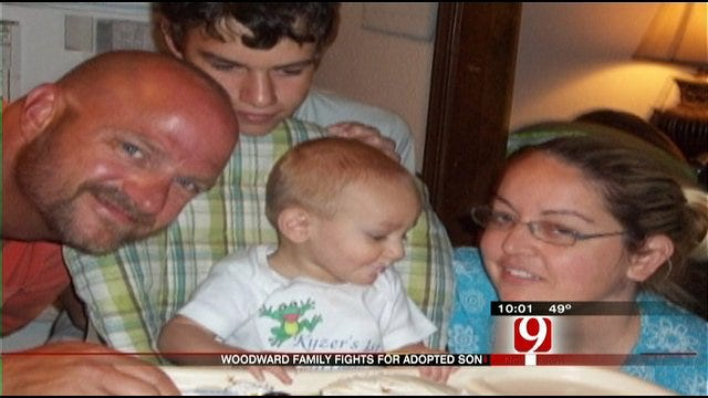 Judge Takes Adopted Baby, Returns It To Abusive Bio Dad