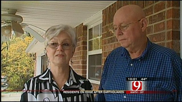 Couple Says Their Faith Not Shaken After Earthquake