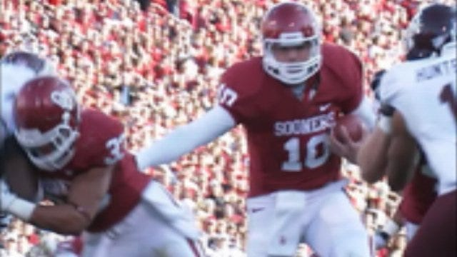 Stoops Discusses Earthquakes And Blake Bell