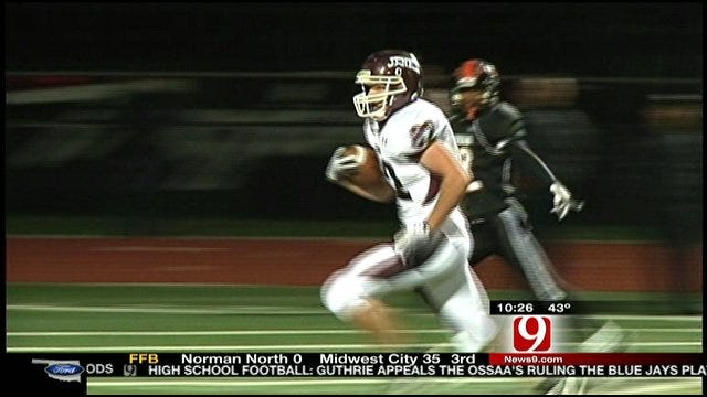Jenks Tops Norman In Week 10