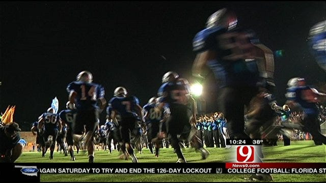 Guthrie Football To Forfeit Eight Games