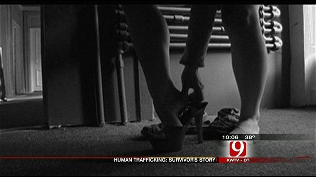 Human Trafficking Victim Speaks Out After 20 Years