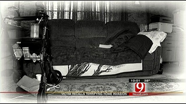 Home Invaders Terrorize 80-Year-Old Man
