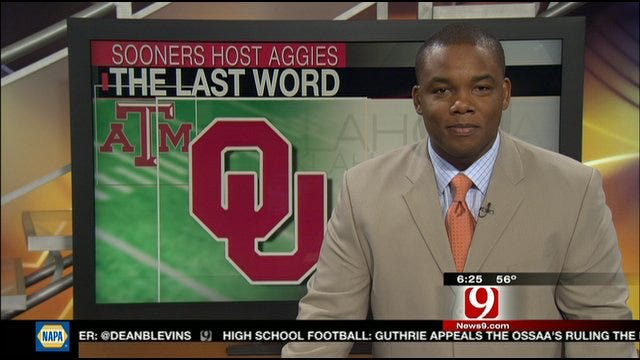 Sooners Learning Lessons From Last Home Loss