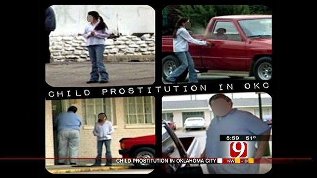 Camera Catches Oklahoma City Child Prostitutes