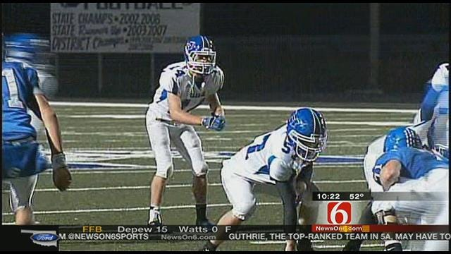 Tulsa Game Of The Week: Glenpool Finishes Off Harrah In 4A-2 Battle