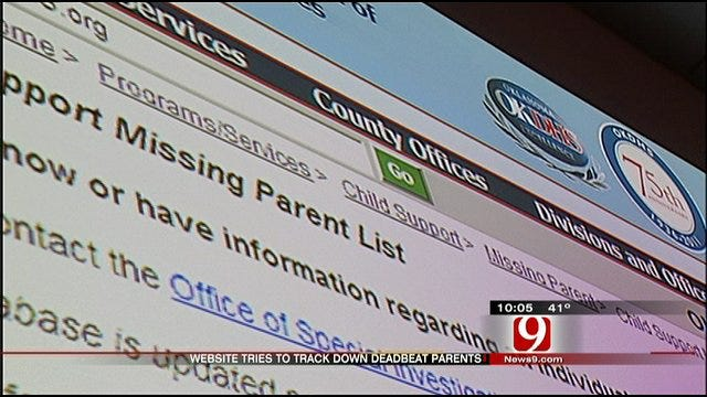 Deadbeat Parents Target Of New State Website