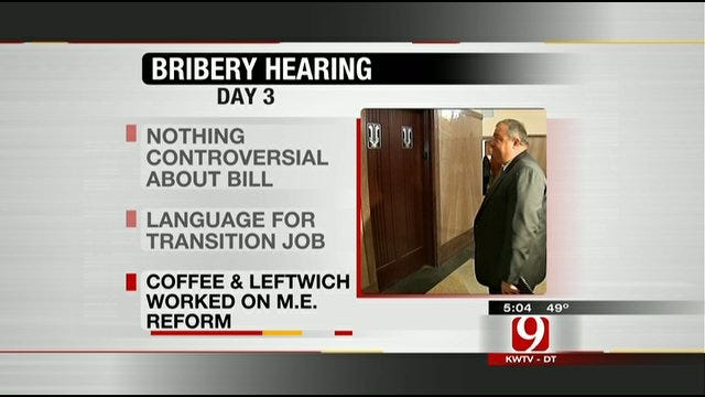 Leftwich-Terrill Hearing Enters Third Day