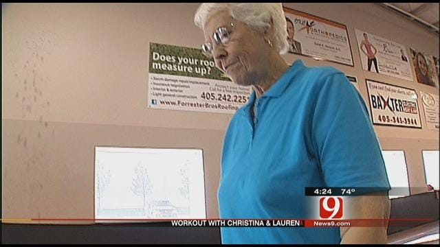 Workout With Christina And Lauren: Exercises For Seniors