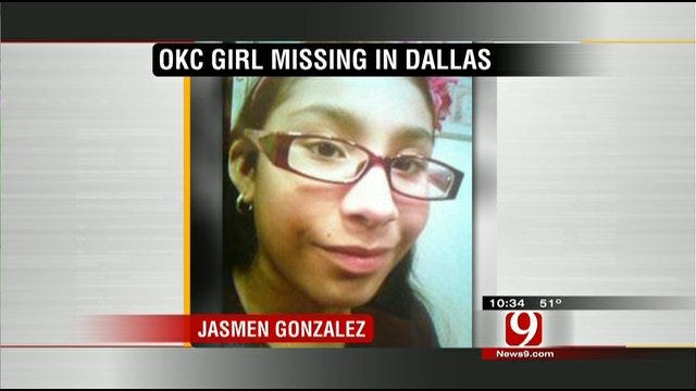 Body Found Near Texas Apartment May Be Missing OKC Girl