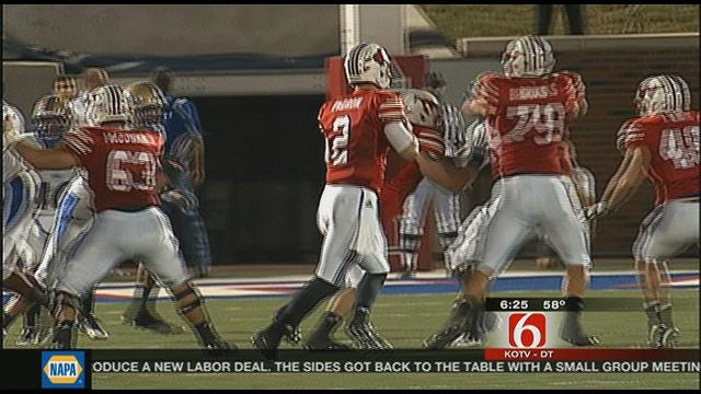 SMU Game A Key For Winning Division