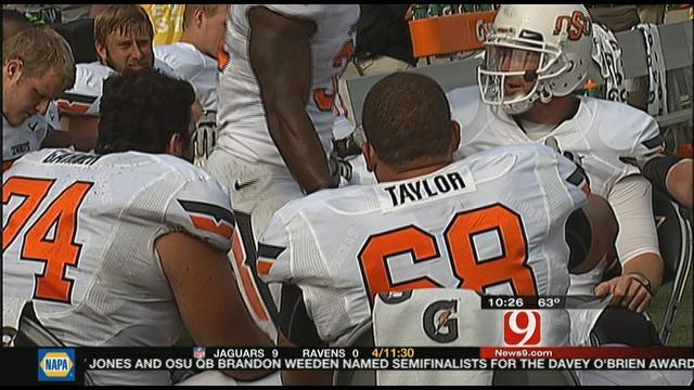 Cowboys Facing Adversity Heading Into Baylor Game