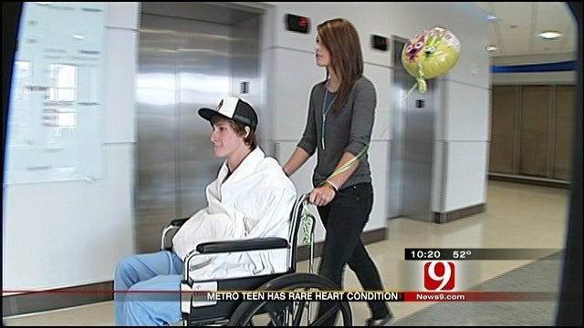 Young Patient Counts His Blessings After Heart Surgery