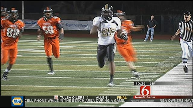 Broken Arrow Sneaks Past Norman