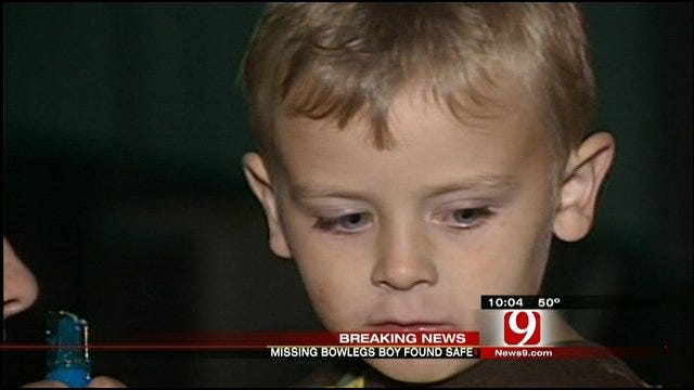 Missing Four-Year-Old Found In Seminole County
