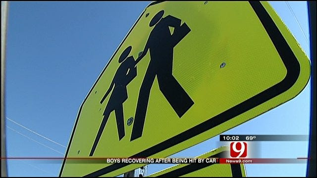 Parents Call For School Crossing Changes As Boys Convalesce