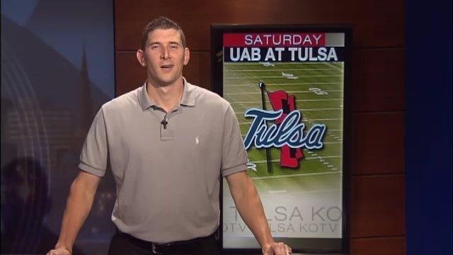 Bobby's Breakdown: UAB Visits Tulsa