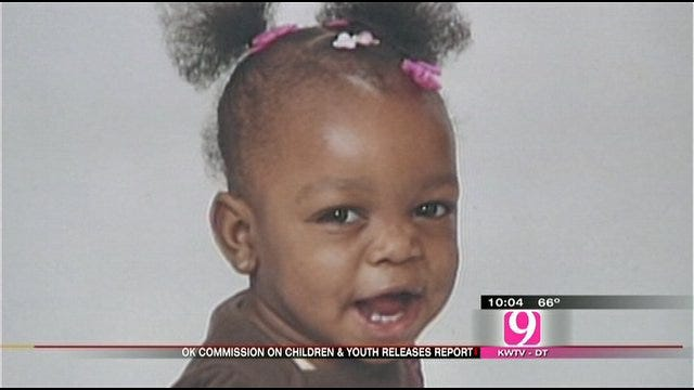 DHS Report Sheds New Light On Toddler's Death