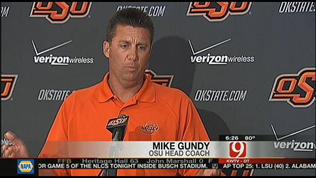 Gundy Wants To Keep Defensive Schemes Simple Against Texas