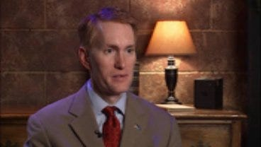 Lankford On Possibly Taking A Pay Cut