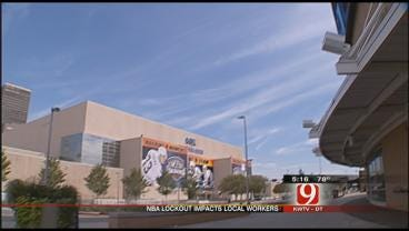 Cancellation of Thunder Games Impacts Local Workers