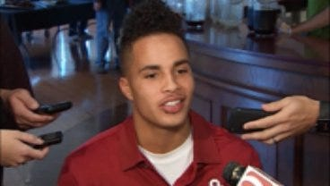 OU Players Preview Game Against Texas