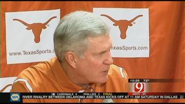 OU-Texas: Battle Of The Quarterbacks
