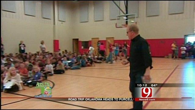 Road Trip Oklahoma: Purcell Recap