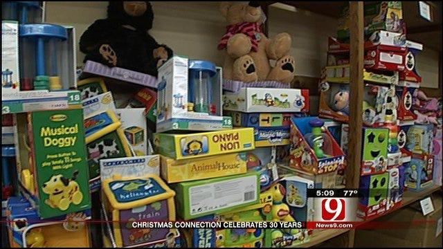 Christmas Connection Makes Christmas Merrier For Oklahomans