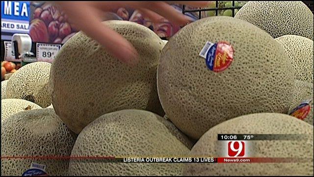 Cantaloupe Listeria Impact On Oklahoma