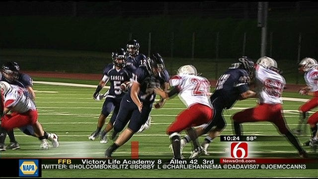 Cascia Hall Stays Unbeaten With Another Blowout
