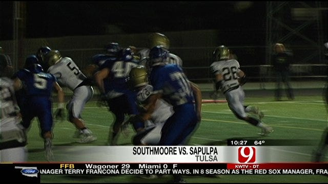 Southmoore Holds Off Late Rally To Beat Sapulpa