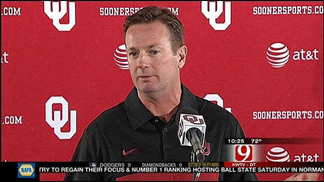 Sooners Moving Past Win Over Missouri