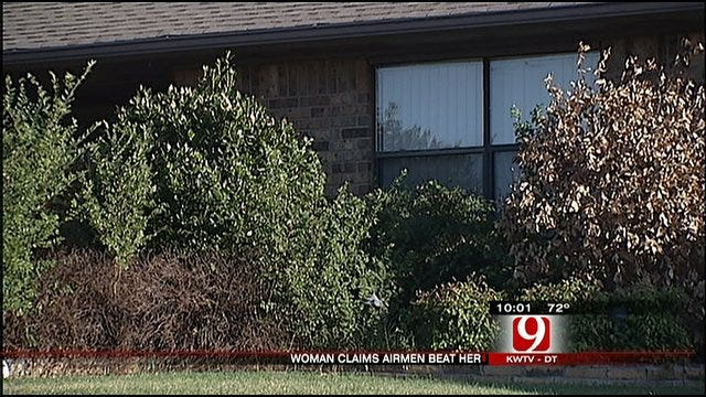 Tinker Airmen Accused Of Attacking Woman At Party In Norman