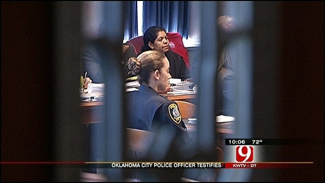 Testimony To Continue Against Three Accused In Ambushing OKC Officer