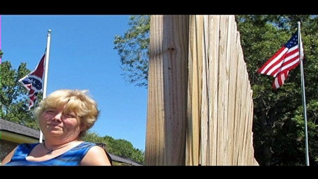 My 2 Cents: South Carolina Woman Refuses To Take Down Confederate Flag