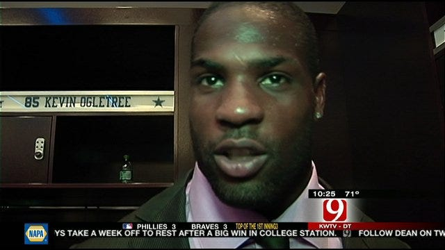 DeMarco Murray on Dominique Whaley