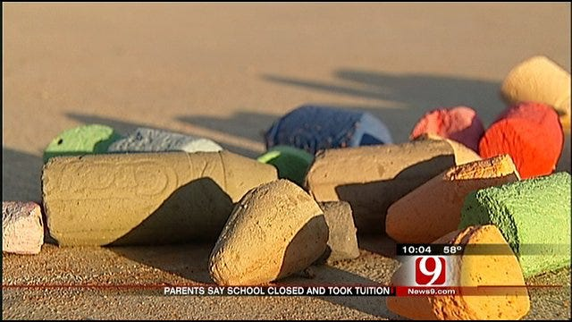 Parents' Tuition Down The Drain As Mustang School Closes