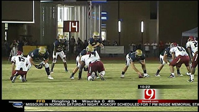 Heritage Hall Crushes Centennial