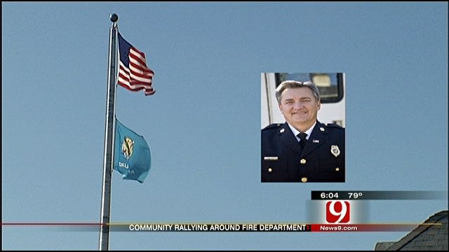 Tragic Death May Give Life To Fire Department Chaplain