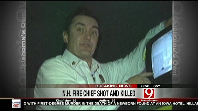 Wife Of Nichols Hills Fire Chief Speaks About Fatal Shooting