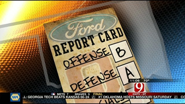 Oklahoma Sooners Report Card: Florida State Seminoles