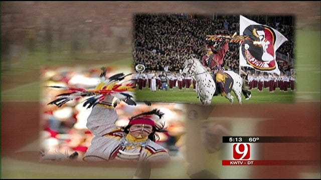 Florida State Mascot Raises Ire Of Some Native Americans